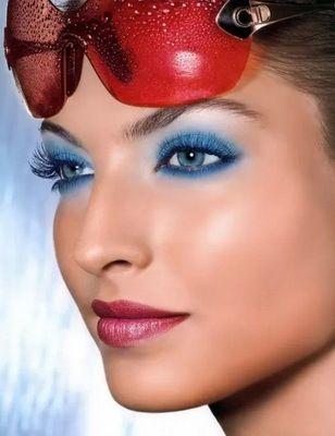 lentilele de contact colorate