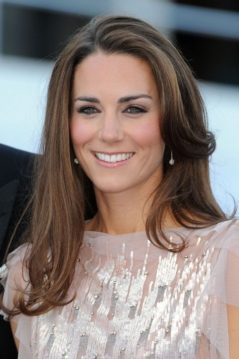 machiaj Kate Middleton