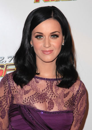 machiaj Katy Perry 2014