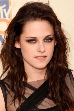 machiaj ca al lui Kristen Stewart
