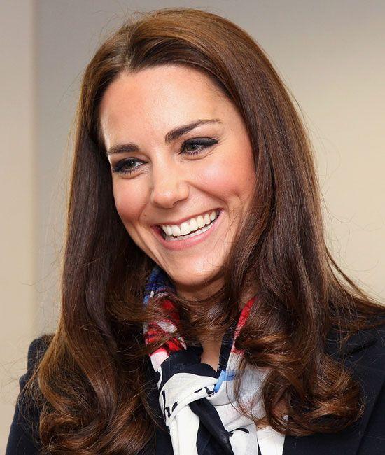 machiaj printesa Kate Middleton