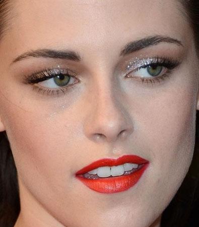 makeup Kristen Stewart