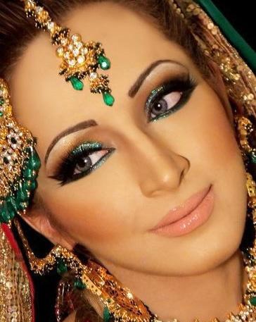 makeup arabesc