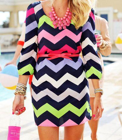rochie colorata de primavara