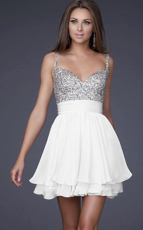 rochita argintie pentru primavara