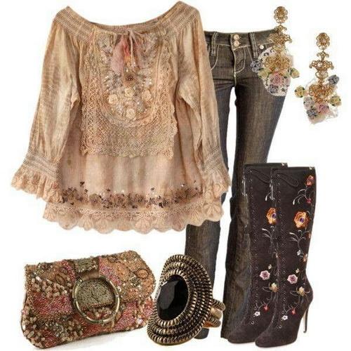 stil bohemian