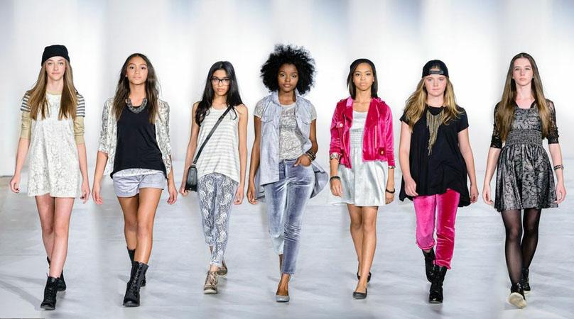 Stiluri si tendinte pentru adolescente