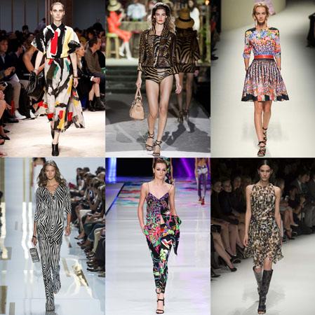 Tendinte fashion primavara vara 2014