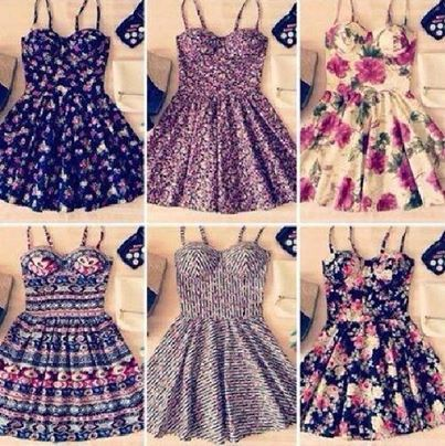 rochii cu flori