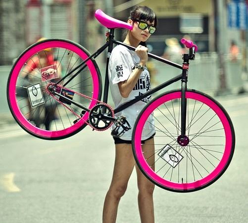 Beneficiile mersului cu bicicleta
