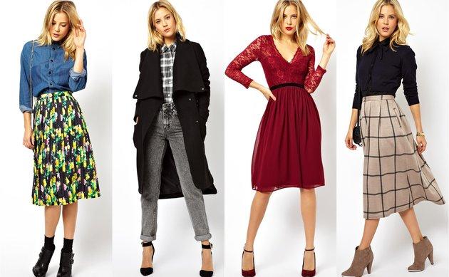 haine pentru femeile cu corpul in forma de para
