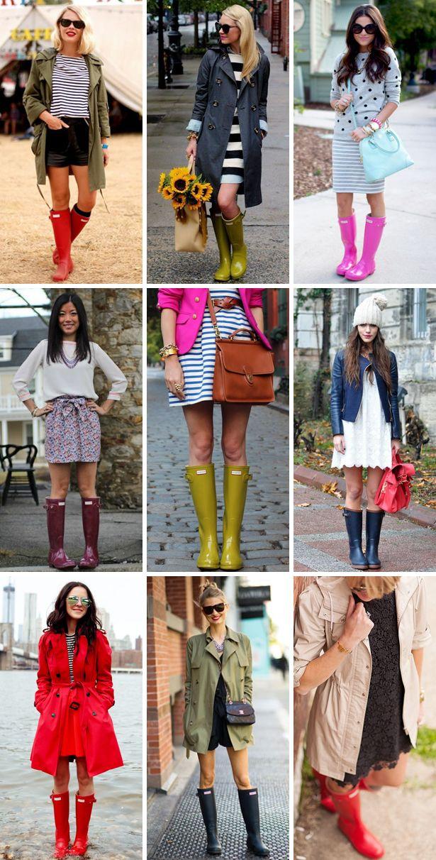 modele de cizme de ploaie