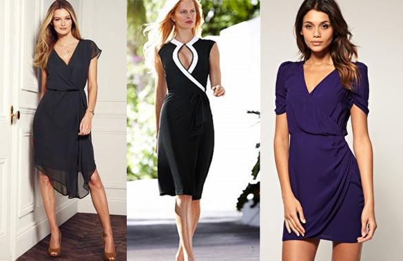 rochii pentru femeile cu corpul in forma de mar