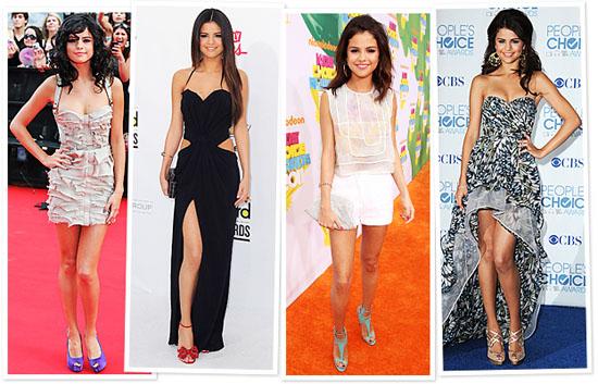tinute Selena Gomez