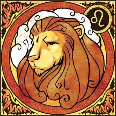 Zodiac Indian Leu – Simha