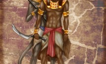Zodia Bastet din zodiacul Egiptean