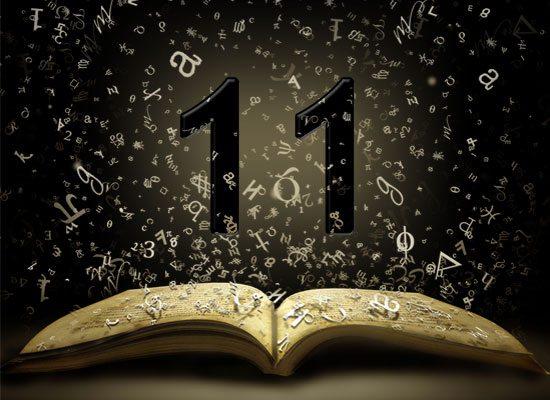 Cifra destinului 11 in numerologie