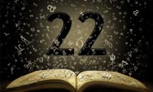 Numarul destinului 22