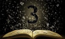 Cifra destinului 3 | Numarul destinului 3 in numerologie