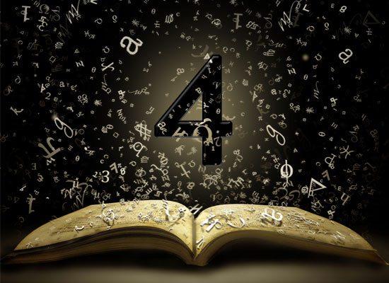 Cifra destinului 4 in numerologie