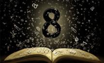 Cifra destinului 8 | Numarul destinului 8 in numerologie