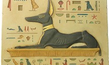 Zodia Anubis din zodiacul Egiptean