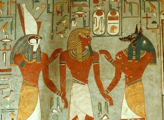 Zodia Horus din zodiacul Egiptean