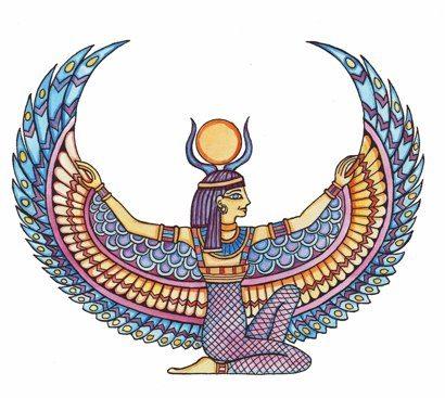 Zodia Isis din zodiacul Egiptean