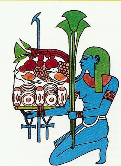 Zodia Nil in zodiacul Egiptean