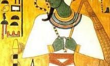Zodia Osiris din zodiacul Egiptean