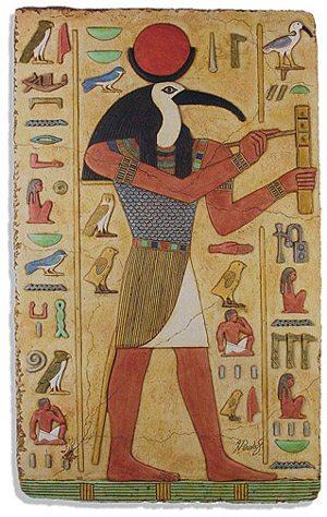 Zodia Thoth din zodiacul Egiptean