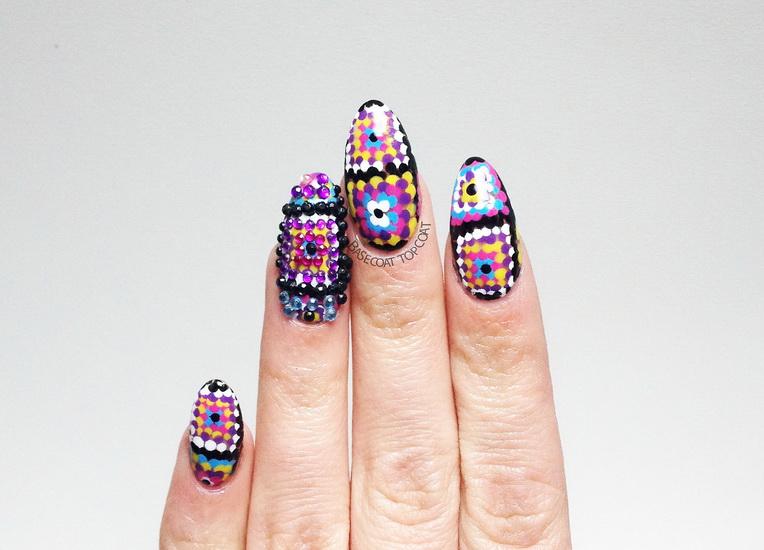 unghii cu gel modele noi