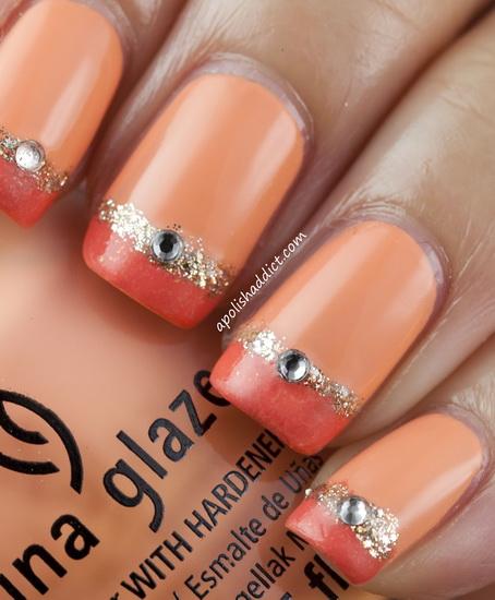 unghii false cu pietre
