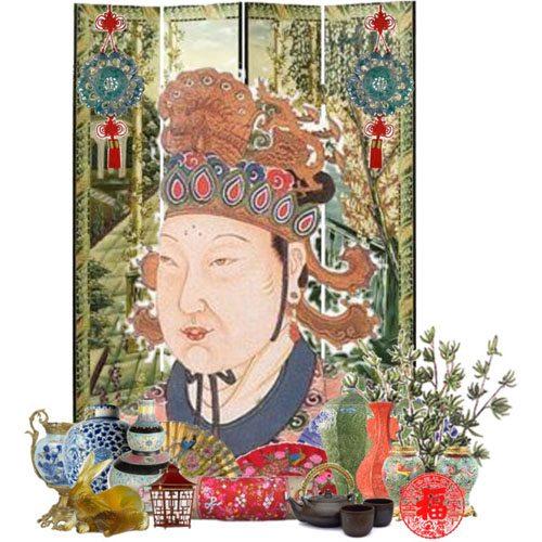 Horoscop japonez Imparateasa