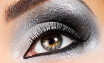 Machiaj smokey eyes ochi mici