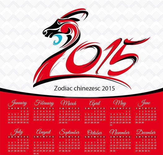 Zodiac chinezesc 2015
