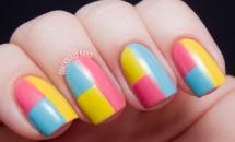 Modele de unghii simple si foarte frumoase