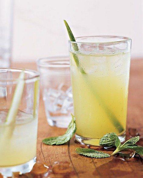 Cocktail cu votca si menta