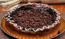 Pasca cu ciocolata neagra