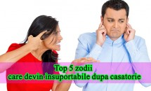 Top 5 zodii care devin insuportabile dupa casatorie
