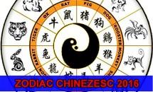 Zodiac chinezesc 2016 - horoscopul chinezesc 2016