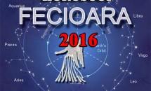 Horoscop Fecioara 2016