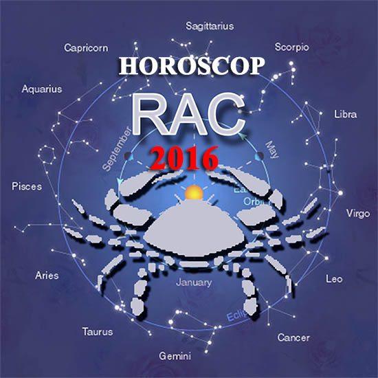 Horoscop rac 2016