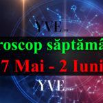 Horoscop saptamanal 27 Mai - 2 Iunie 2019