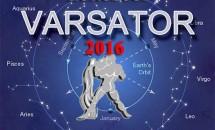 Horoscop Varsator 2016