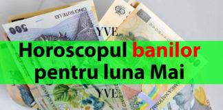 Horoscopul banilor pentru luna Mai 2019 pentru fiecare zodie