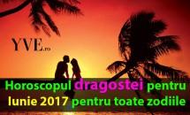 Horoscopul dragostei pentru iunie 2017 pentru toate zodiile