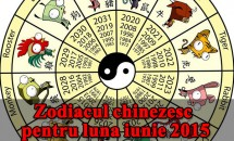Zodiacul chinezesc pentru luna iunie 2015