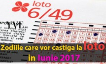HOROSCOP: Zodiile care vor castiga la loto in Iunie 2017