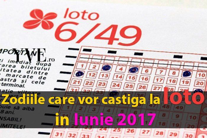 loto Iunie 2017